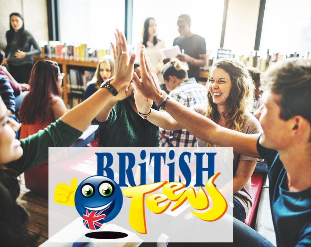 British Teens